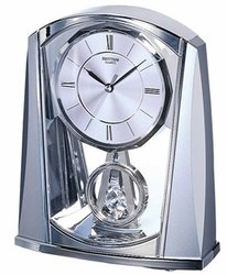 Silver Swing Rhythm Clock