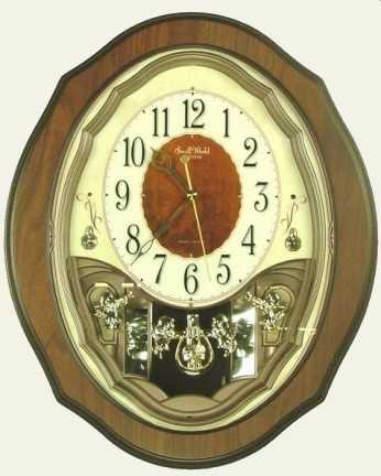 Precious Angels Rhythm Clock